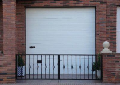 Puerta de garaje lleida