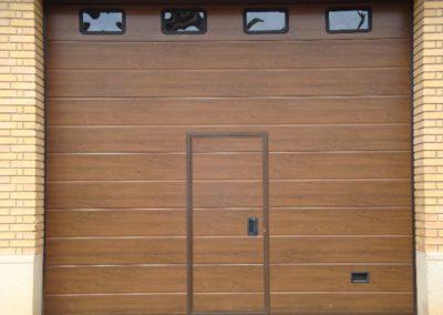 Puertas seccionales Lleida