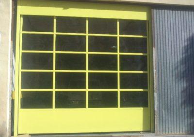 Cambiar puerta de garaje lleida