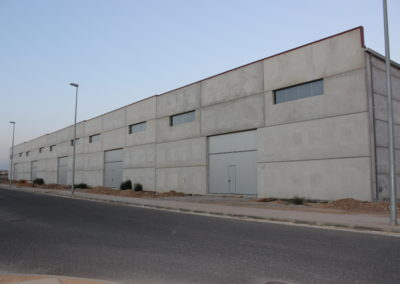 Puerta corredera industrial para nave industrial